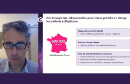 Innovation : de nouveaux outils connectés pour améliorer la prise en charge des patients épileptiques